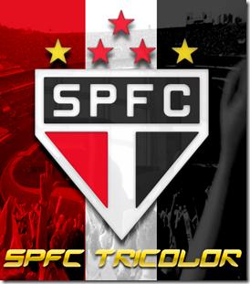 SPFC tricolor