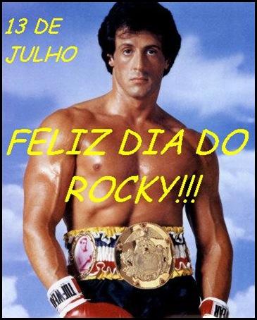 DIA DO ROCKY